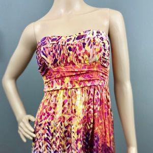 Mimi Chica colorful animal print dress